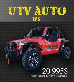 Models UTV1000cc-4