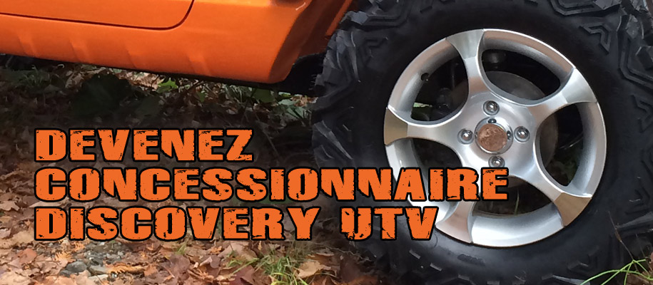 Discovery UTV